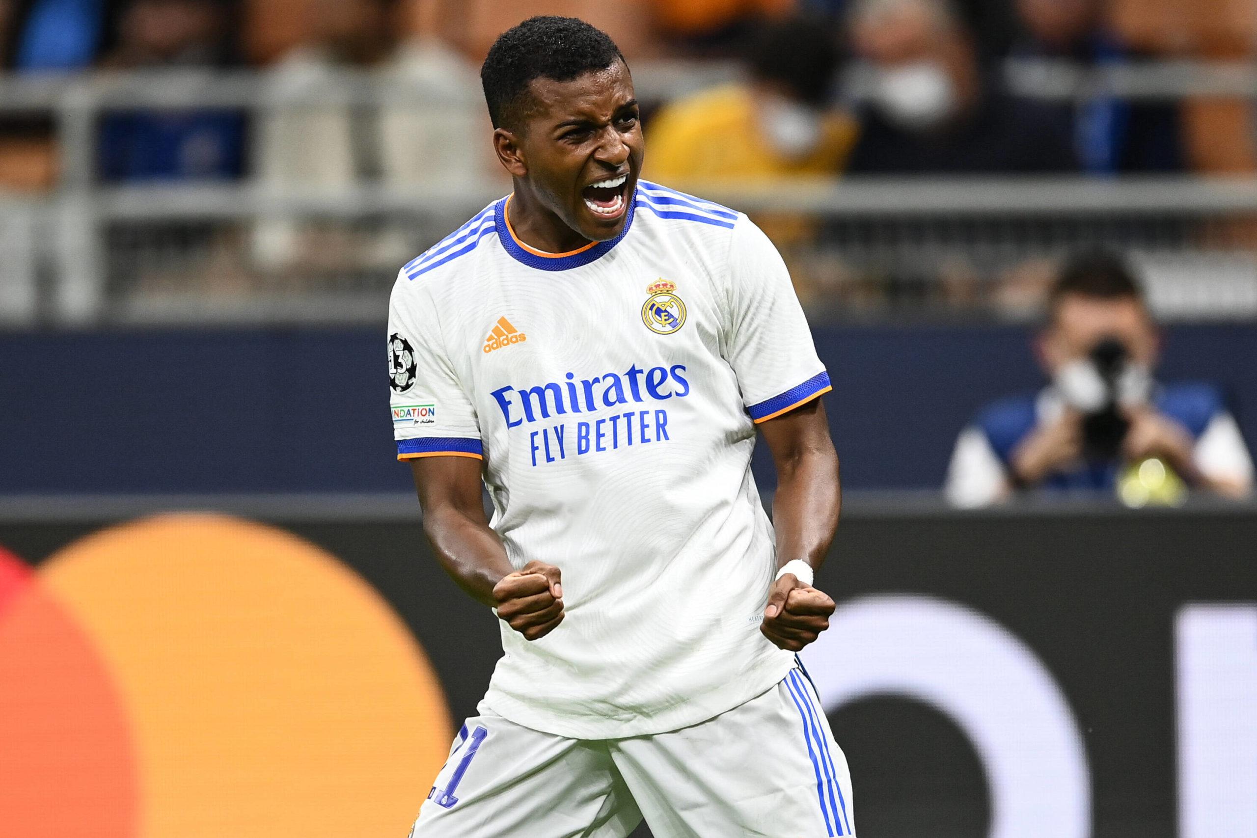Inter de Milão Real Madrid